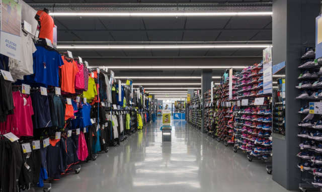 Decathlon Alkmaar retail